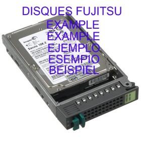 """Disque Dur FUJITSU MAN3184MC Scsi 3.5"""" 10Krpm 18 Gigas"""
