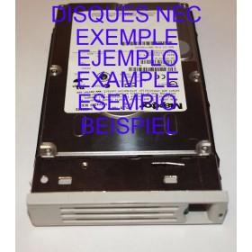 "Disk drive NEC 8064050000 SAS 2.5"" 10Krpm 146 Gigas"