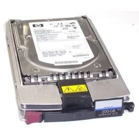 """Hard Drive HP 404701-001 SCSI 3.5"""" 300 Gigas 10 Krpm"""