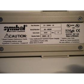 21-32665-24 Symbol Chargeur de batterie