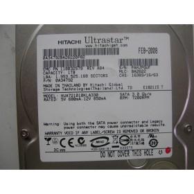 Disk drive Hitachi HUA721010KLA330 3.5 7200 Rpm 1000 Gigas