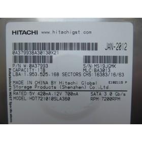 Disque dur FUJITSU HDT721010SLA360
