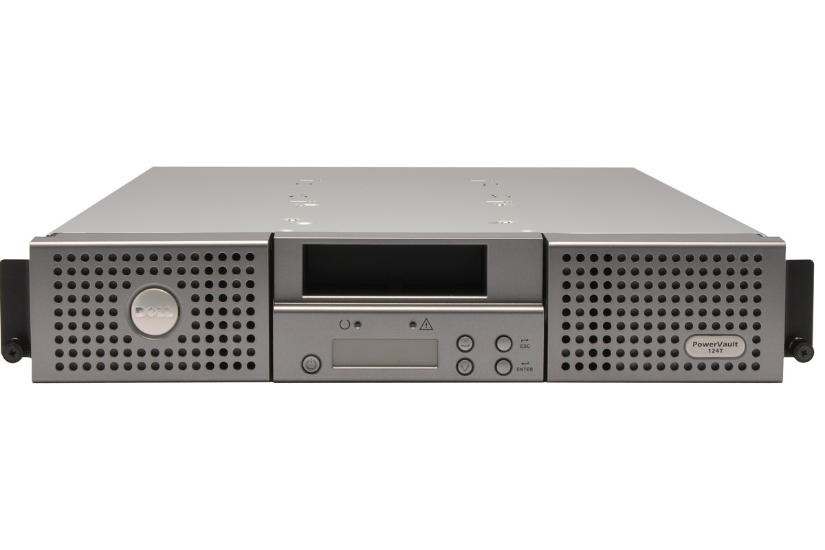 DELL POWERVAULT 124T AUTOLOADER DRIVERS DOWNLOAD