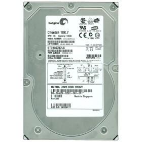 Disque dur SEAGATE ST3146707LC SCSI 3.5 10 Krpm 146 Gigas