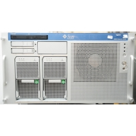 SERVER SUN M4000 2 x Quad Core SPARC 64 VI 8 Gigas Rack 5U