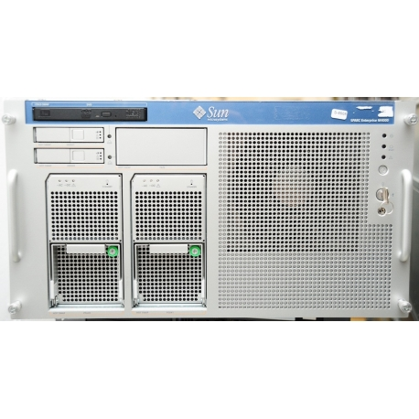 SERVER SUN M4000 2 x Quad Core SPARC 64 VI 8 Gigas Rack 5U