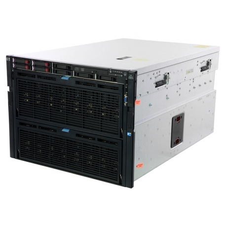 SERVEUR HP Proliant DL980 G7 8 x Xeon Six Core E6540 128 Gigas Rack 10U