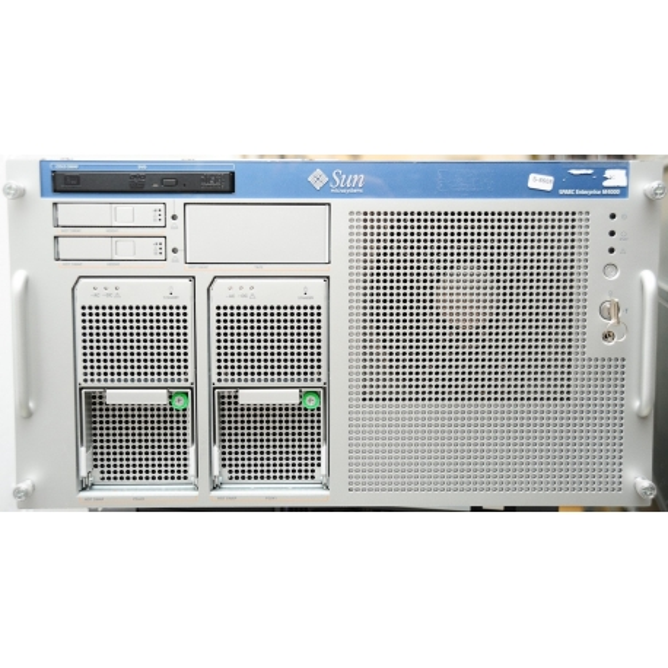 Server SUN M4000 2 x SPARC 64 VI 16 Gigas Rack 5U