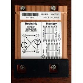 Radiateur IBM pour Bladecenter HS22V : 46C7387