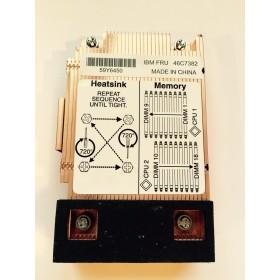 Radiateur IBM pour Bladeserver HS22V : 46C7382