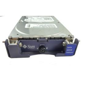 Disque Dur SUN SATA 3.5 7200 Rpm 400 Gb 390-0214-03