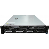 SERVIDOR DELL Poweredge R510 2 x Xeon Six Core X5650 32 Gigas Rack 2U