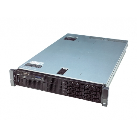 Serveur DELL Poweredge R710 2 x Xeon Six core X5660 SATA-SAS-SSD