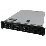 Serveur DELL Poweredge R520 2 x Xeon Six Core E5-2430 SATA - SAS - SSD