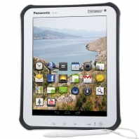 Tablet PC Panasonic Toughpad FZ-A1 16 Go UMTS GPS USB ip65 résistant à l'eau