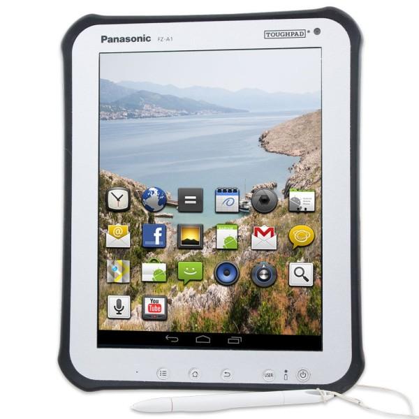 Tablet PC Panasonic Toughpad FZ-A1 16 Go UMTS GPS USB ip65 résistant à l'eau