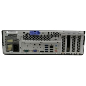 "SERVEUR LENOVO Thinkcentre M92p 2988-D6G 1 x Intel Quad Core i5-3470 6 Gigas "" SFF"