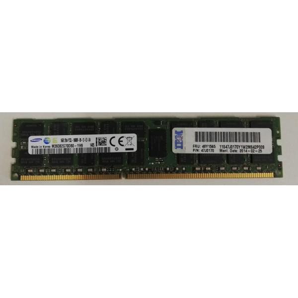 Memoire PC3L-10600R 16 Go IBM 49Y1565