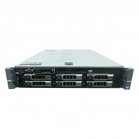 Serveur DELL Poweredge R710 2 x Xeon Quad Core X5560 SATA-SAS-SSD