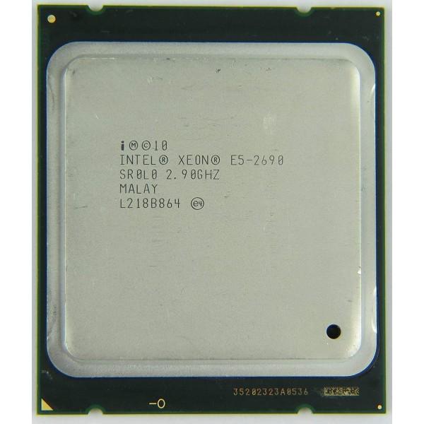 Processeur INTEL : SR0L0 Intel Xeon Eight core
