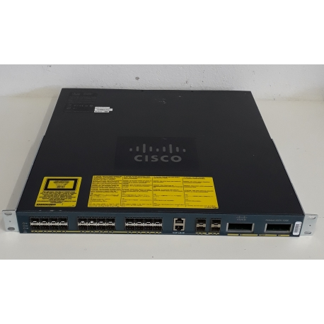 Switch 24 Ports CISCO : WS-C4928-10GE