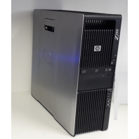 Serveur HP Workstation Z600 2 x Xeon Quad Core X5570 SATA - SAS - SSD