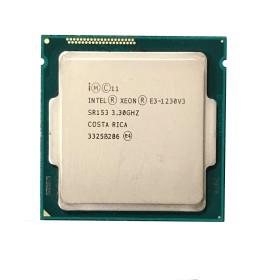 Processeur INTEL : E3-1230V3 Intel Xeon Quad core