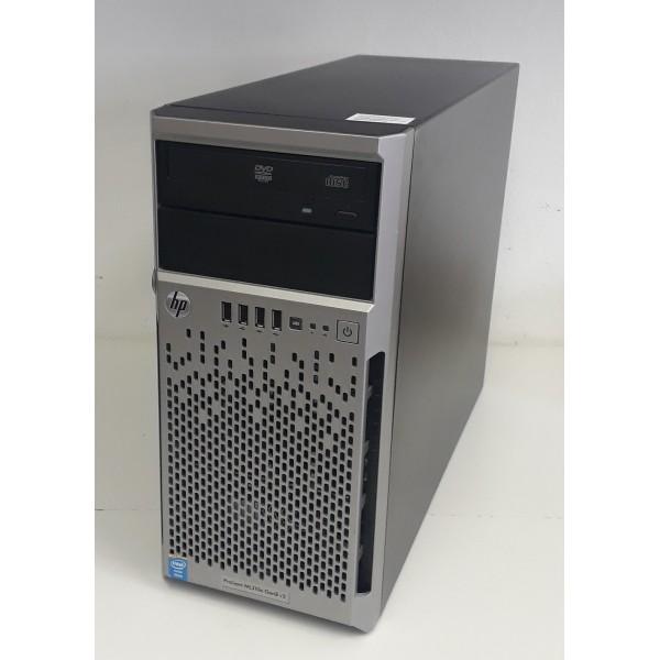 Serveur HP Proliant ML310e 1 x Xeon Quad Core E3-1230 V3 SATA - SSD