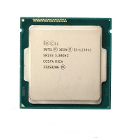 Processeur INTEL : SR153 Intel Xeon Quad core