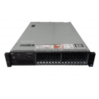 SERVER DELL Poweredge R720 2 x Xeon Eight Core E5-2690 64 Go Rack 2U