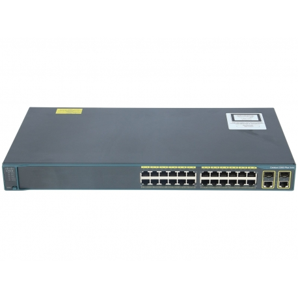 Switch 24 Ports CISCO : WS-C2960-24TC-S