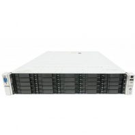 Serveur HP Proliant DL380p 2 x Xeon Eight Core E5-2650 V2 SATA - SAS - SSD