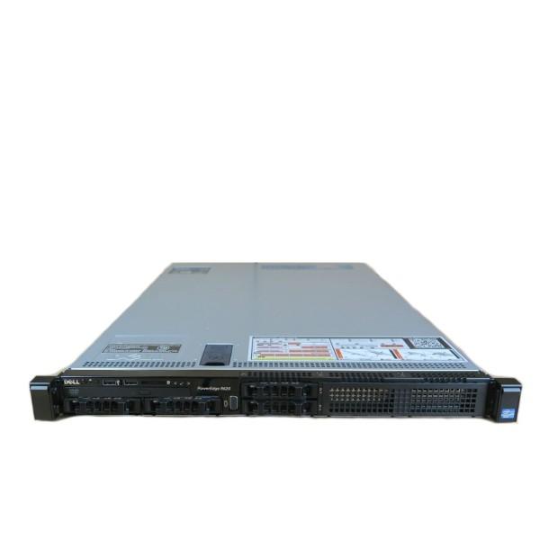 Serveur DELL Poweredge R620 2 x Xeon Six Core E5-2620 SATA - SAS - SSD