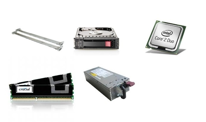 Serveur DELL Poweredge R510 2 x Xeon Quad Core E5630 SATA - SAS - SSD