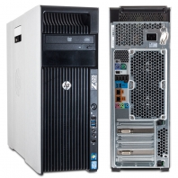 Serveur HP Workstation Z620 1 x Xeon Quad Core E5-1607 SATA-SAS-SSD