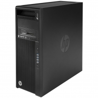 Serveur HP Workstation Z440 1 x Xeon Quad Core E5-1620 V3 SATA - SAS - SSD