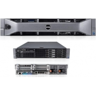 Serveur DELL Poweredge R710 2 x Xeon Six Core X5675 SATA-SAS-SSD