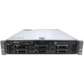 SERVER DELL Poweredge R710 2 x Xeon Six Core E5649 32 Gigas Rack 2U