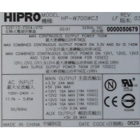 Power-Supply FUJITSU S26113-E504-V70 for Primergy TX200