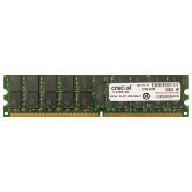 Memoire PC2-5300F 4GB Crucial CT51272AB667