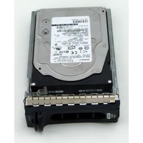 Disque Dur Dell SAS 3.5 15Krpm 72 Gb : 0RW548