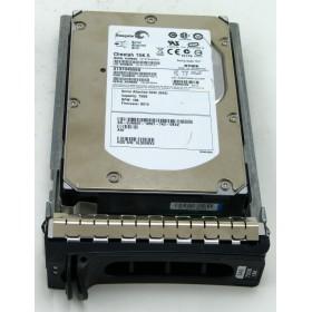 Disque Dur Dell SAS 3.5 15Krpm 72 Gb : 0UM837