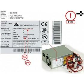 Power-Supply FUJITSU S26113-E452-V50 for Primergy TX200