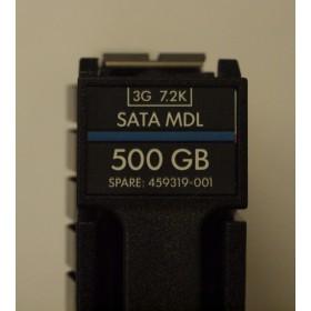 """Hard Drive HP 459319-001 SATA 3.5"""" 500 Gigas 7200 Rpm"""