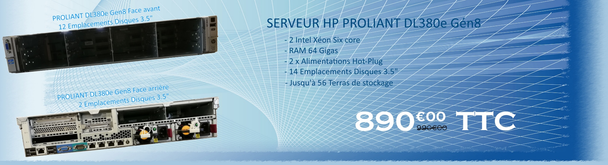 5683171Proliant DL380e G8